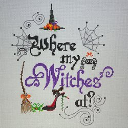 FS-Where My Witches At!